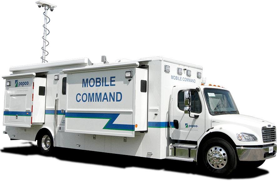 8f04d9d56ed0 Emergency Response Vehicle – Mobile Command Post - LDV