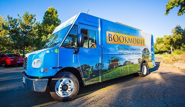 Placer County Library Bookmobile