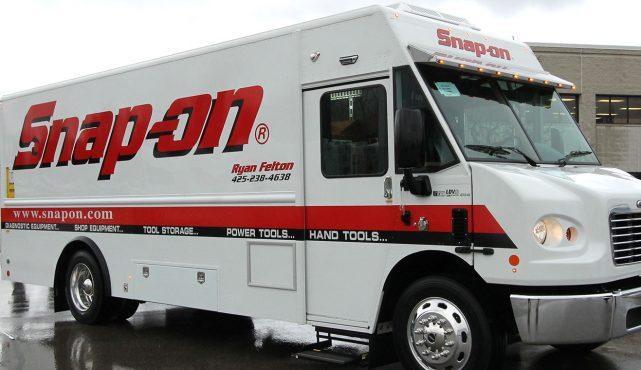Ryan Felton S 20 Freightliner Mt 55 Custom Tool Truck