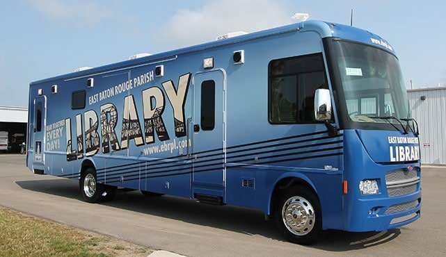 East Baton Rouge Bookmobile