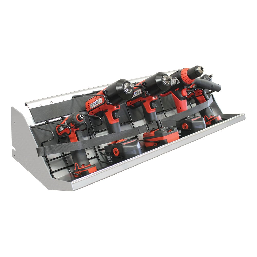 Power Tool Shelf for Air Tool Display - Parts for Snap-on Franchisees, Snap-on Display Systems ...