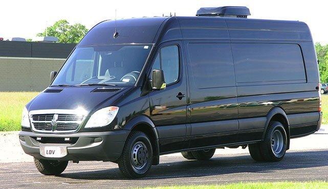 Bowling Green Swat Rapid Response Van