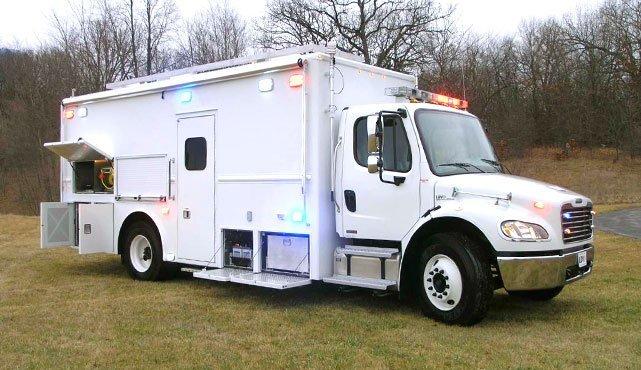 Collier County SWAT Equipment Truck