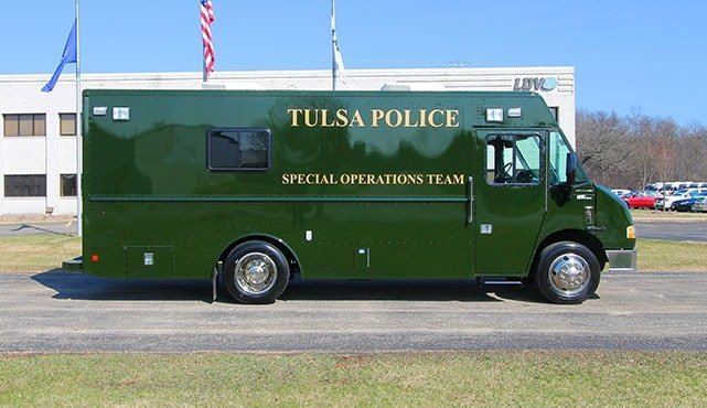 Tulsa Police Department Special Operations Unit
