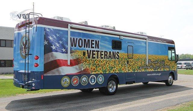 US Department of Veterans' Affairs Kansas