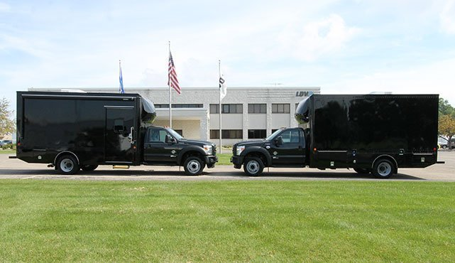 Rittal Systems Mobile Showroom