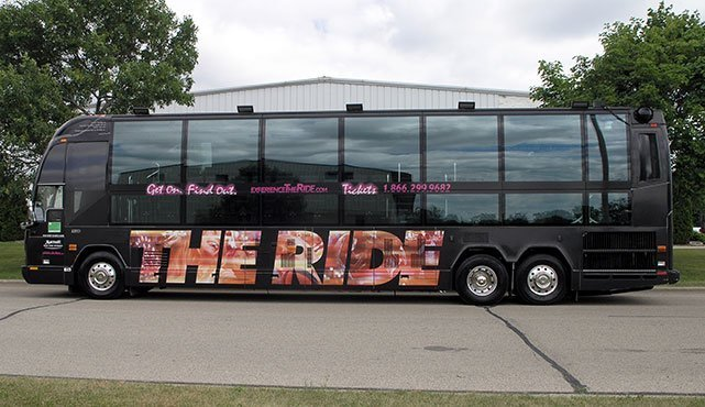 The Ride - Mobile Theater