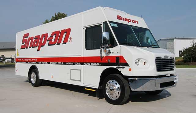 Fred Ferguson's 22' MT-55 Custom Tool Truck