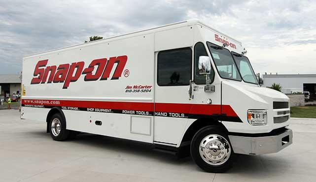 Jim McCarters 22' MT-55 Custom Tool Truck