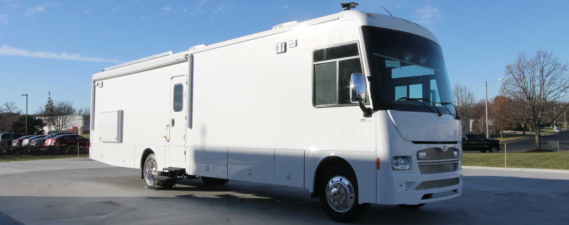 Coach Mobile Command Center