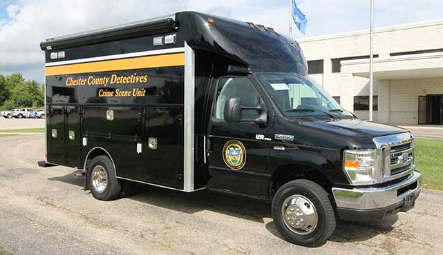 chester county crime scene unit