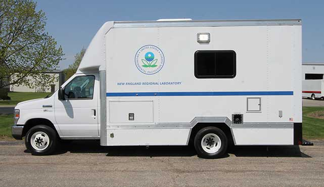 us epa mobile lab truck
