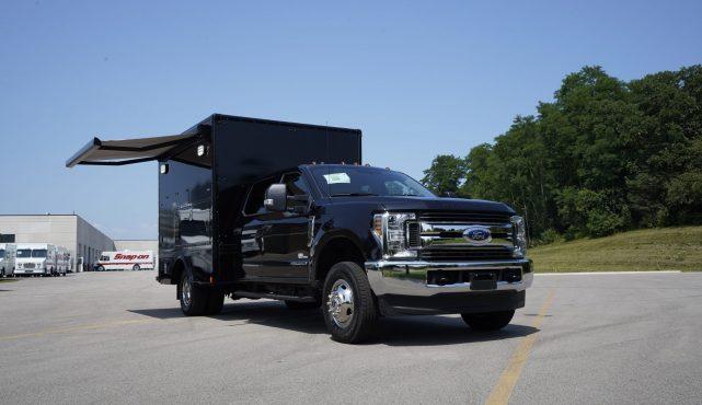 Swat Team Trucks – Rapid Response Vehicles - LDV
