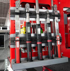 Torque Wrench Display System