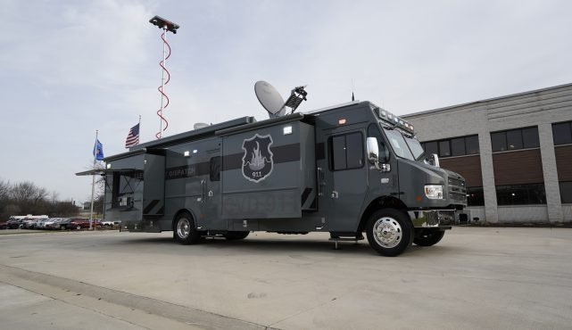 LDV-Chagrin Valley Mobile Command Center