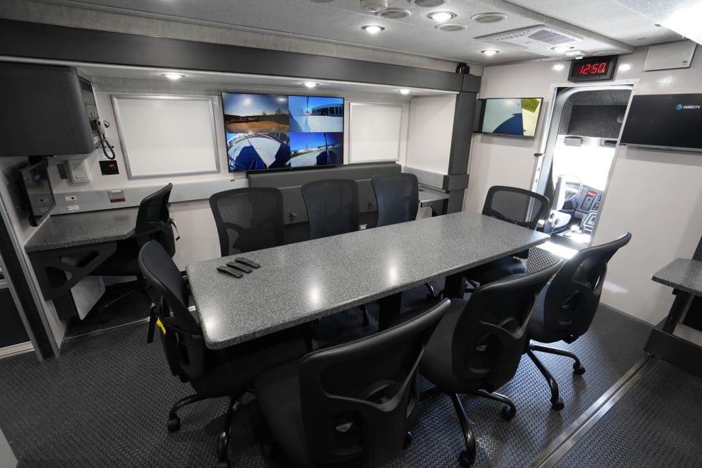 LDV-Salt River Police Mobile Command Center