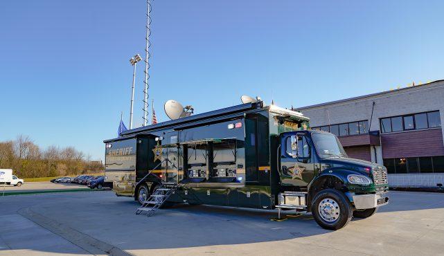 LDV-Pinellas County Sheriff Mobile Command Center