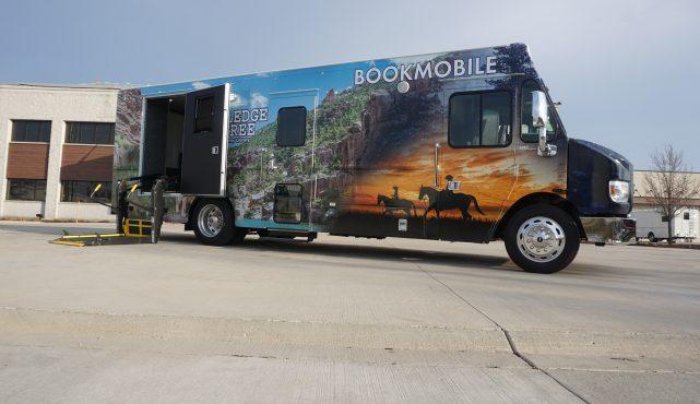 Natrona County Library Bookmobile