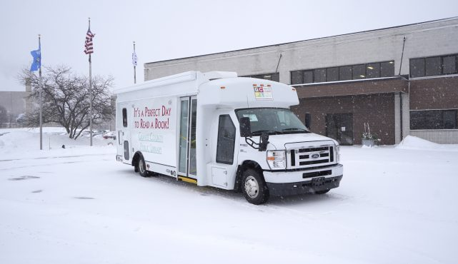 Graves County Bookmobile