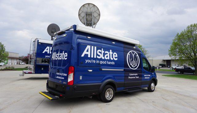 LDV-Allstate Insurance Mobile Command Center