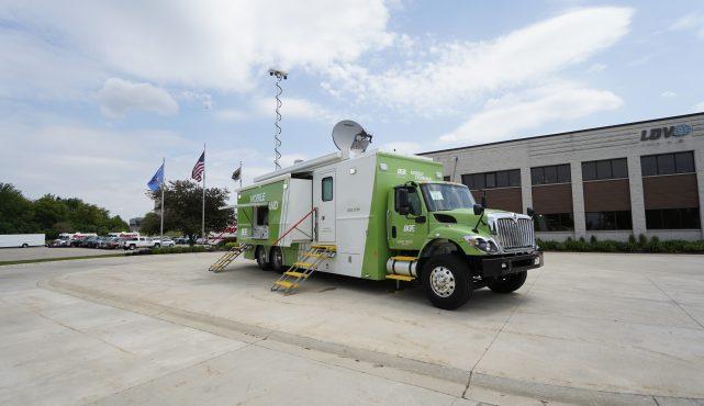 LDV-Baltimore Gas & Electric Mobile Command Center