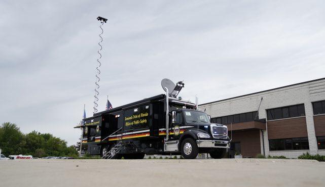 LDV-Seminole Tribe Mobile Command Center