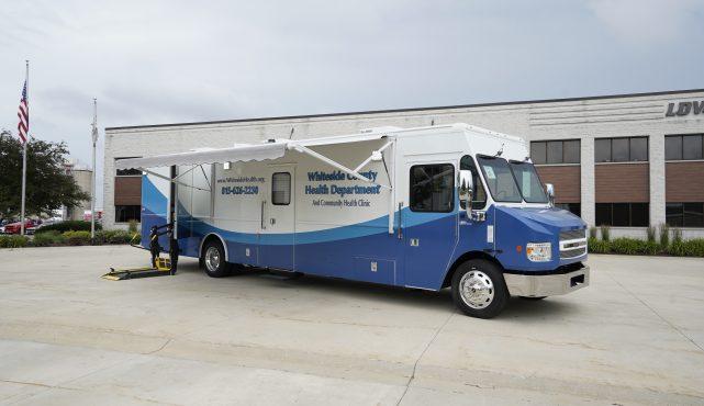 LDV-Whiteside County Health Department Mobile Medical Vehicle