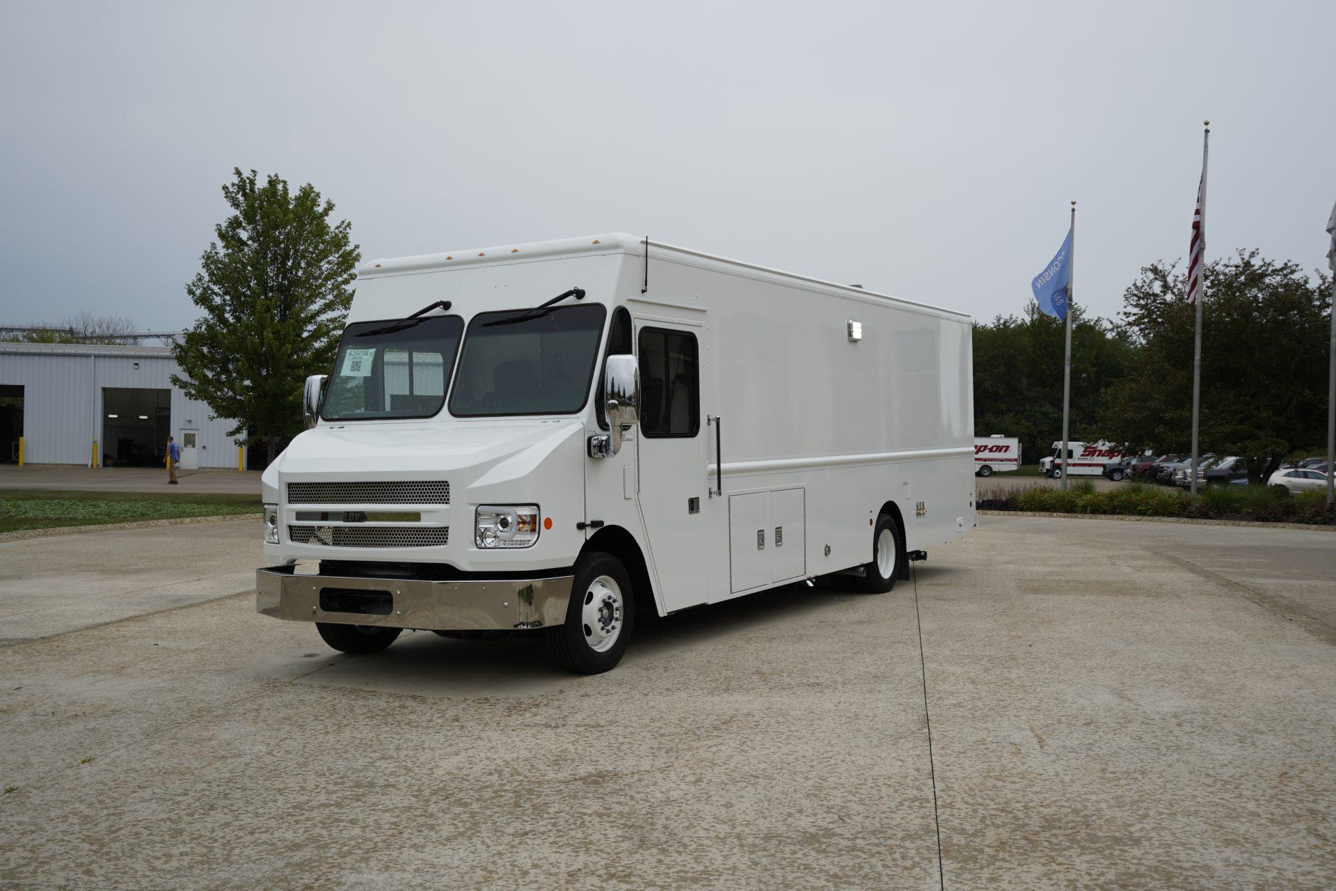 LDV-Near North Health mobile medical vehicle