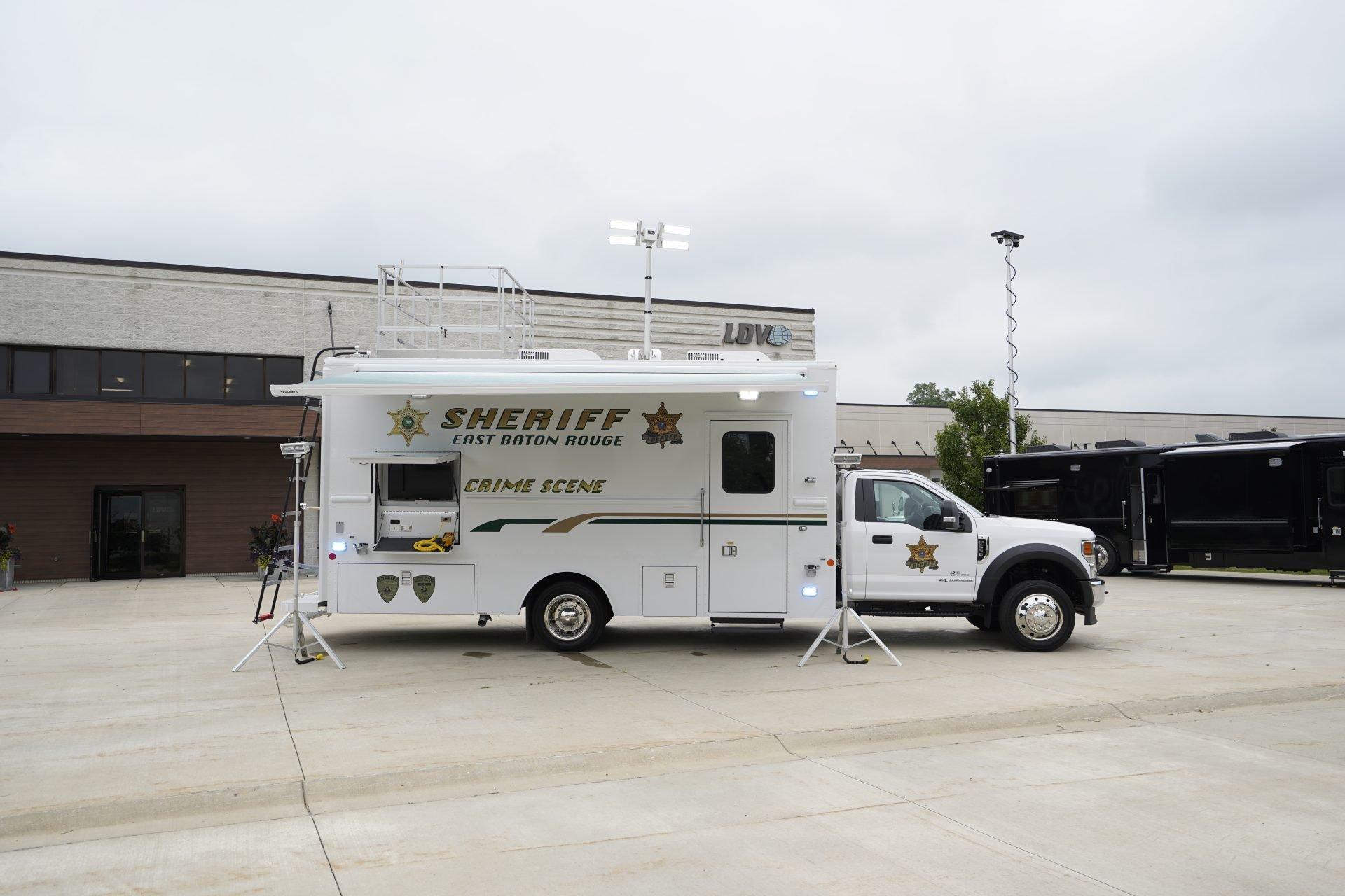 LDV-East Baton Rouge Sheriff CSI