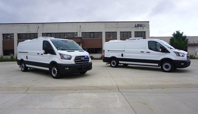 SCIF Vehicle